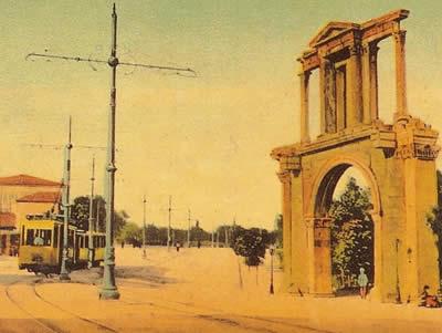 Image result for Η πύλη του Αδριανού
